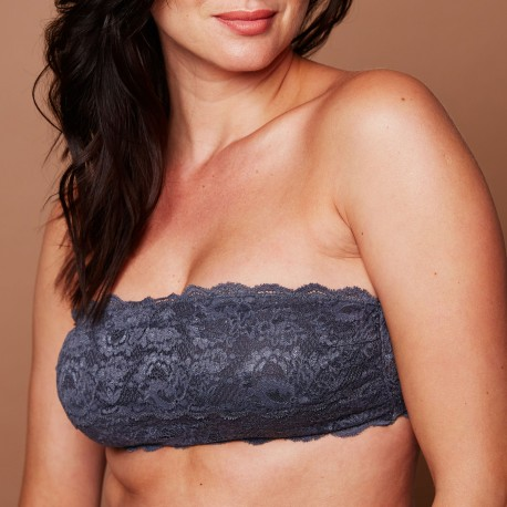 0759c3738b82a Cosabella Never Say Never Strapless Bandeau Bra - NEVER1102