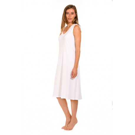 B*Up Essential Cotton Tank Gown