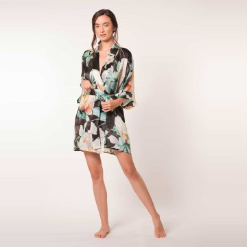 Christine Ophelia Short Robe