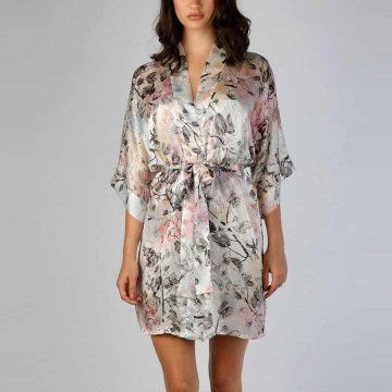 Christine Juliet Short Robe
