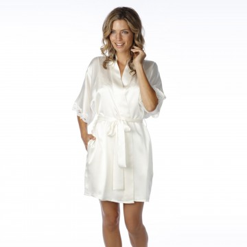 Christine Bijoux Short Robe