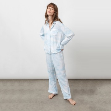 Rails Clara Cloudy Pant PJ Set