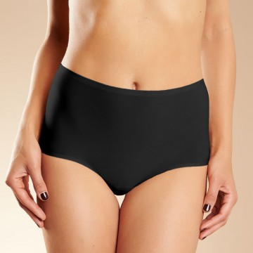 Chantelle Soft Stretch Seamless Full Panty - Black