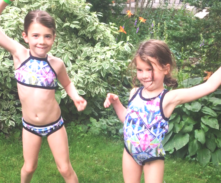 Sister's Pick - Seafolly Galaxy Bliss Swimsuits